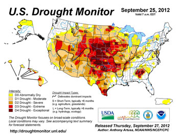 Managing dry soils in the fall of 2012 | Certified Crop Adviser